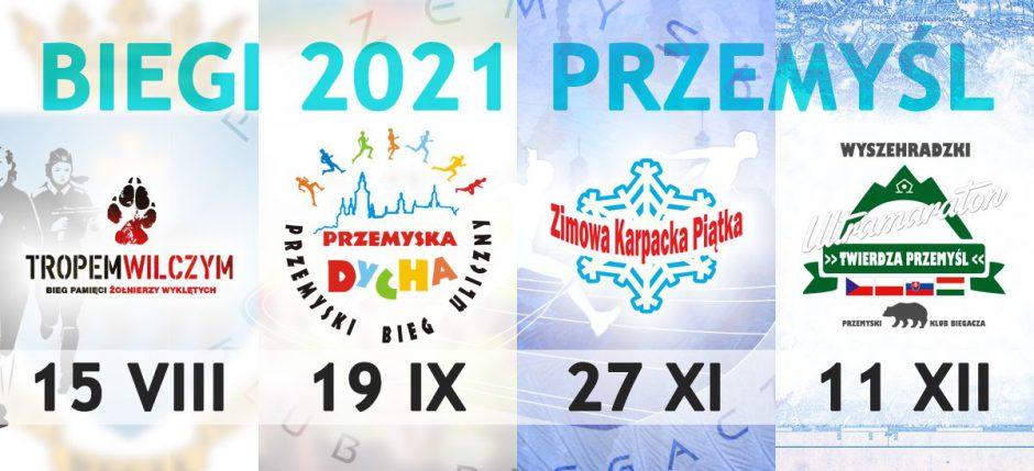Biegi 2021 w Przemyślu